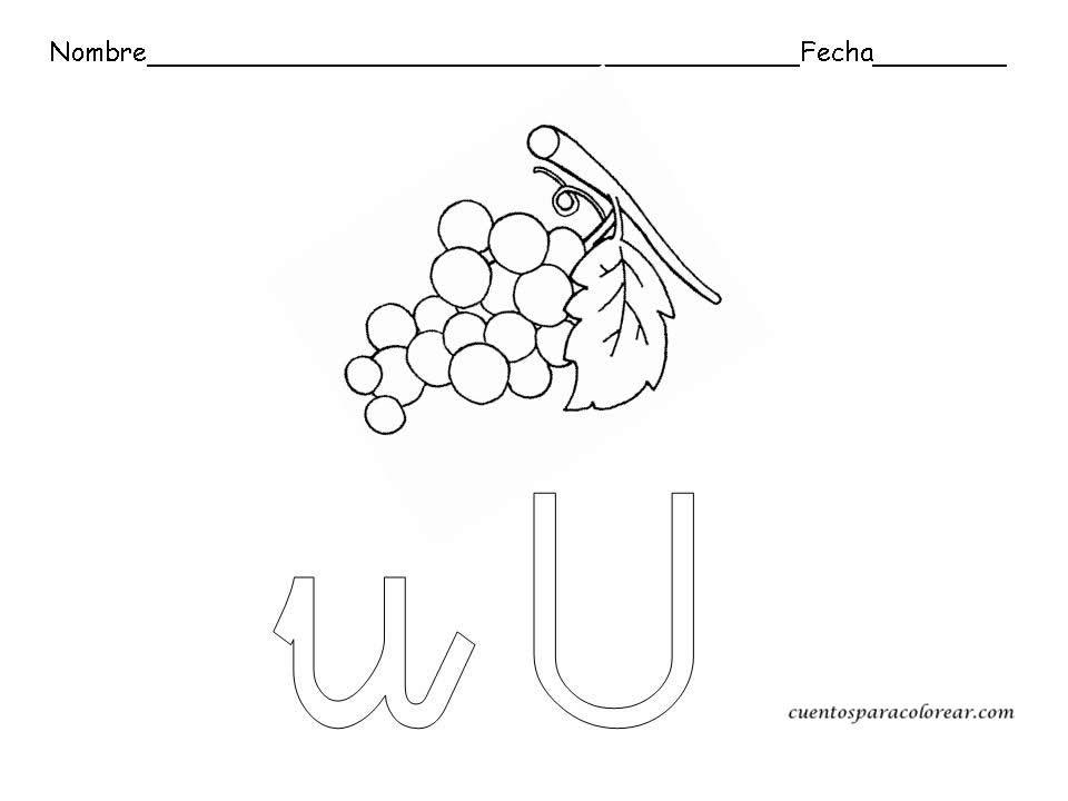 fichas de letras para imprimir fichas educativas de letras