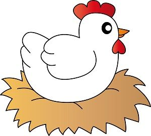 CUENTOS CON LA LETRA H. El huevo de la gallina Cloe