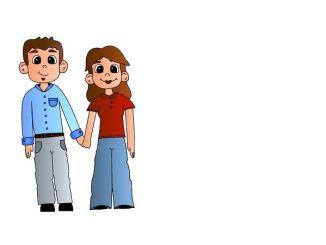Cuentos cortos de los lerele. Emilio y Teresa