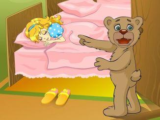 cuento de ricitos de oro y los tres osos