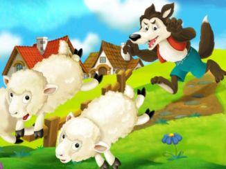 cuento de pedro y el lobo