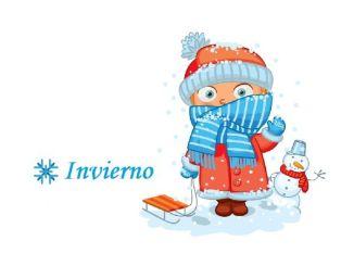 Poema de invierno para niños