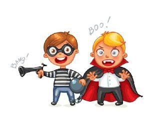 Adivinanzas infantiles faciles de Halloween