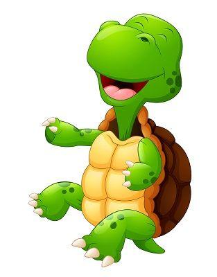 El cuento de la tortuga distinta