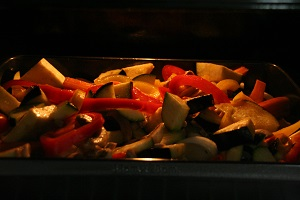 3.Verduras al horno