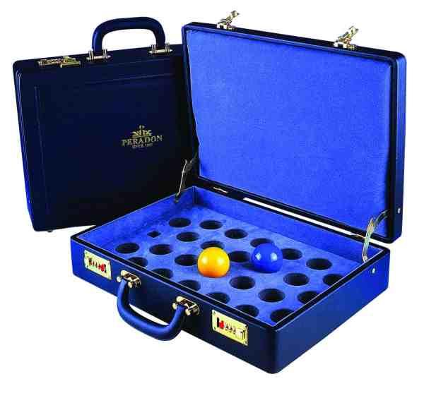 Peradon Attache Style Snooker Ball Case