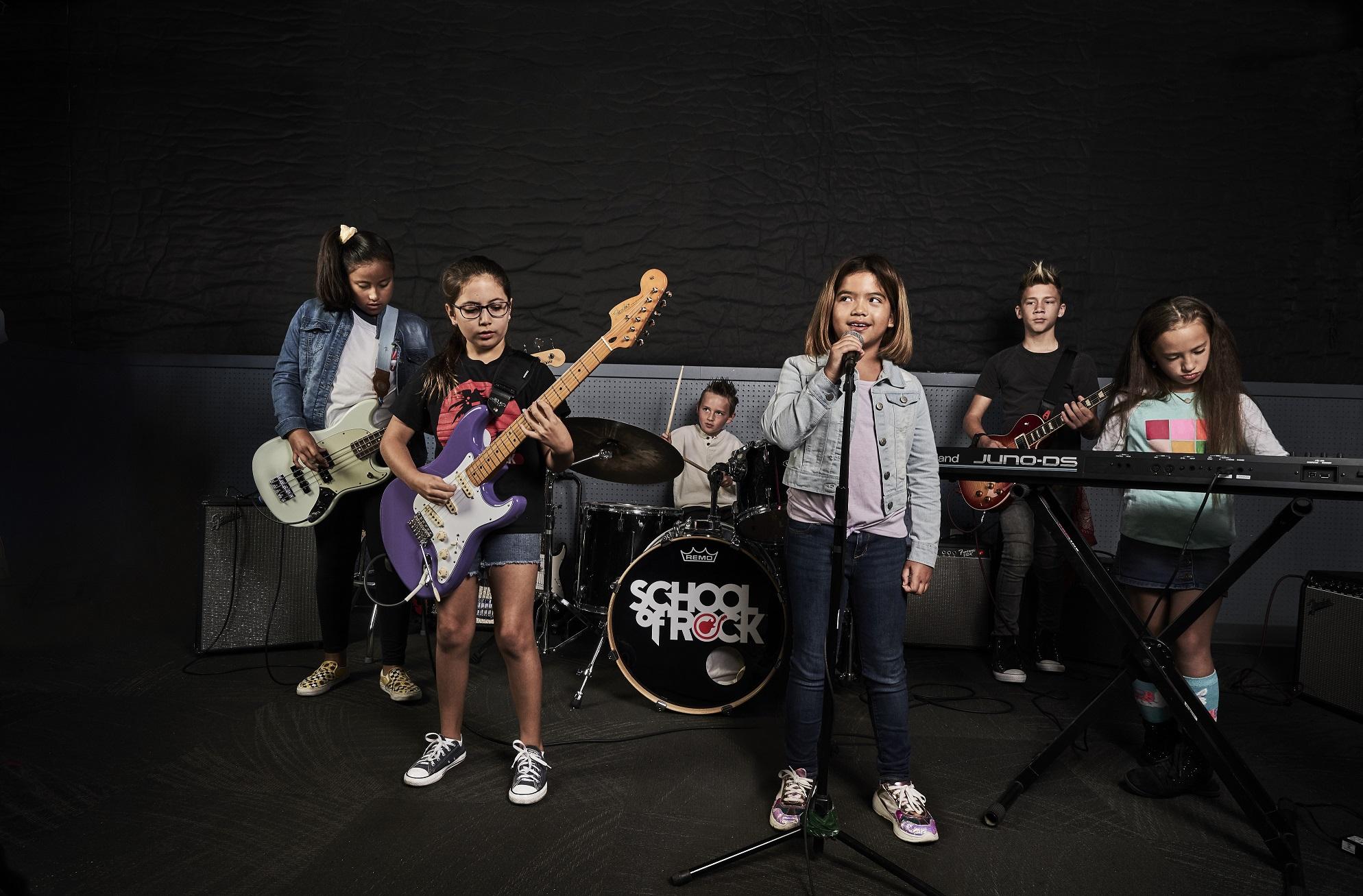 SCHOOL OF ROCK: INNOVACIÓN, EDUCACIÓN Y MÚSICA!