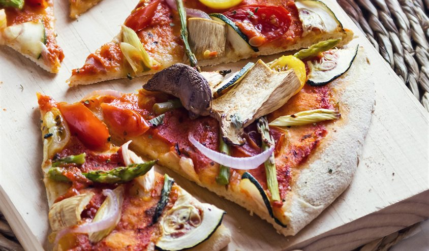 Cmo preparar una pizza vegana y saludable a tu medida