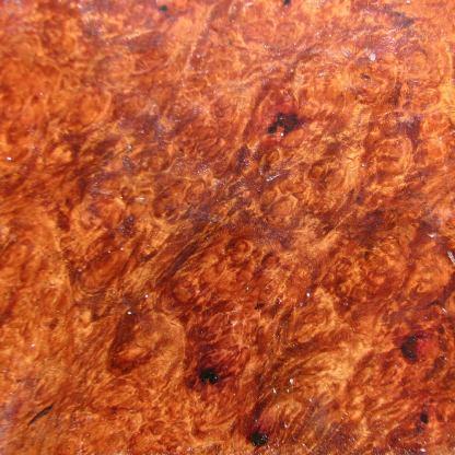 Amboyna Burl Wood Inlay Slab-0
