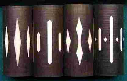 Exotic Inlaid Butt Sleeves-0