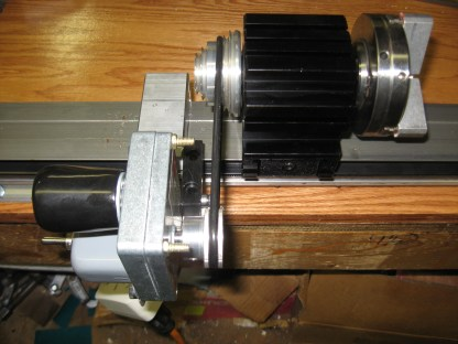 Gear Motor For Finishing-1029