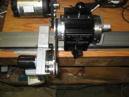 Gear Motor For Finishing-1030