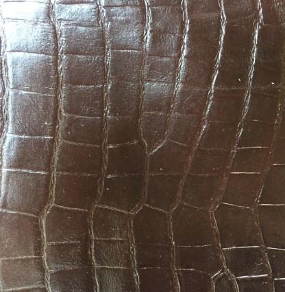 Crocodile Brown-0