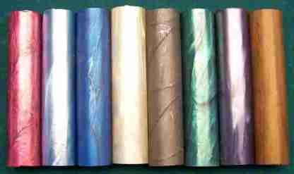 Pearl Rods - Dark Blue-841