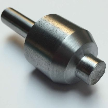 Live Center Small Concave 3/8 shank-81