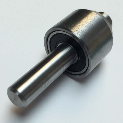 Live Center Small Concave 3/8 shank-82