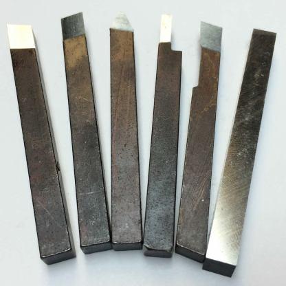 Tool Bits Set of 6-1378