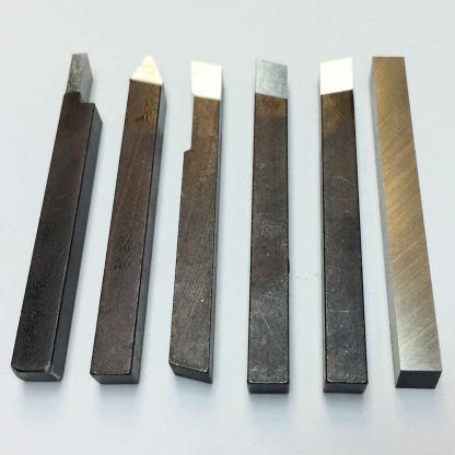 Tool Bits Set of 6-0