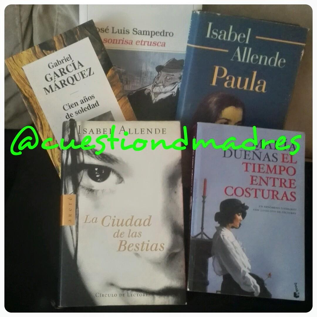 Algunos de mis libros preferidos