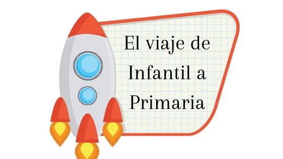 El viaje de Infantil a Primaria por nuestra colaboradora Mara Tudela, psicóloga