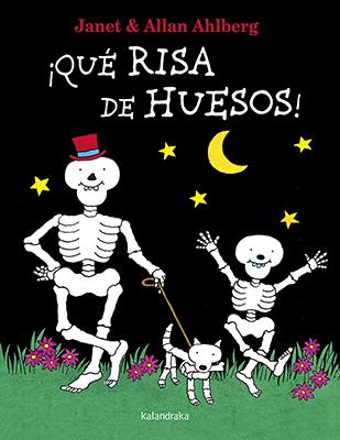 Lecturas para Halloween: qué risa de huesos