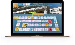Enlace a la web del juego Saber Opositar