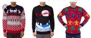 ropa para las fiestas. Jerseys navideños para hombre