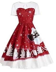 ropa para las fiestas. Vestido de mujer