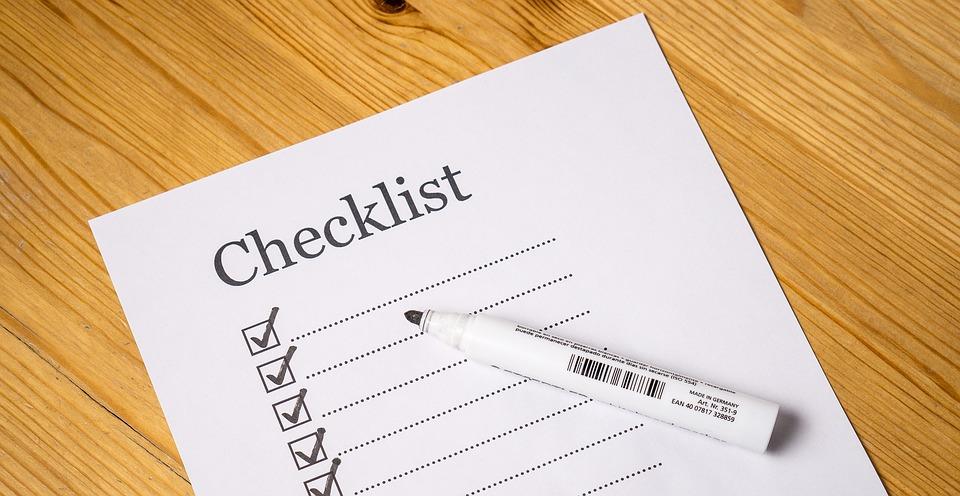 Black Friday, hacer una lista con lo que se quiere comprar