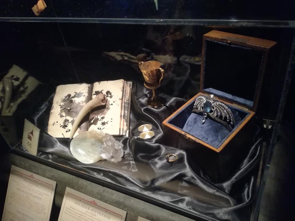Las reliquias de la muerte