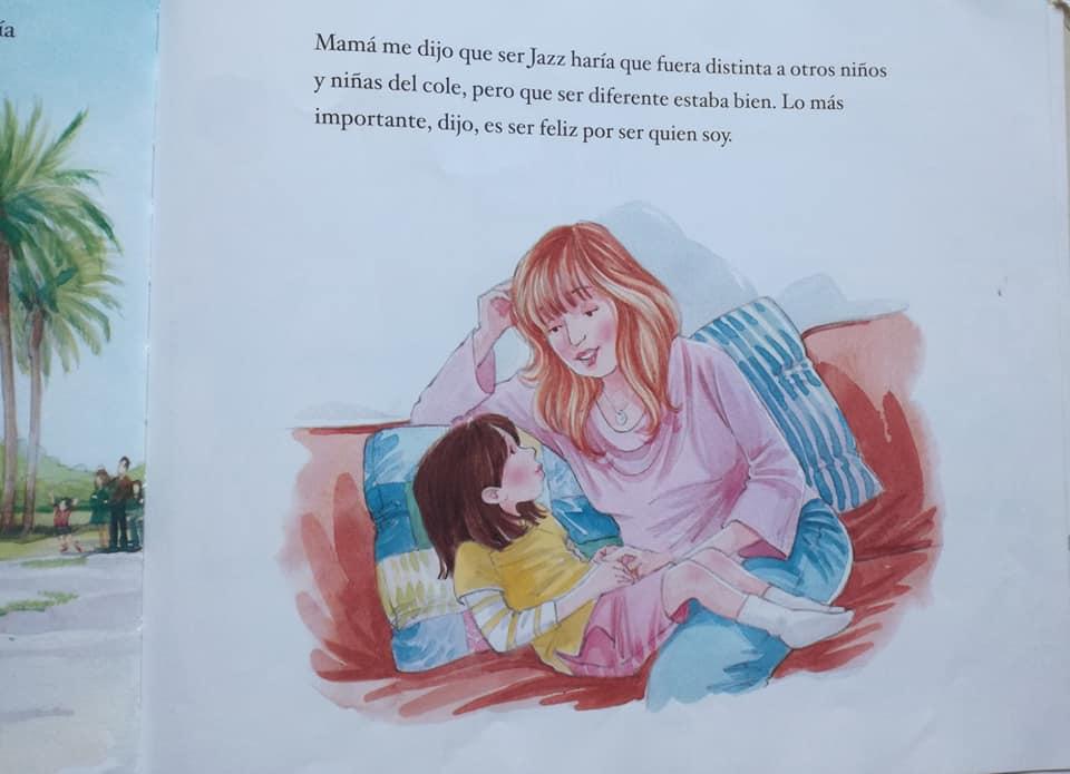 Uno de los momentos de Soy Jazz es cuando hablan madre e hija