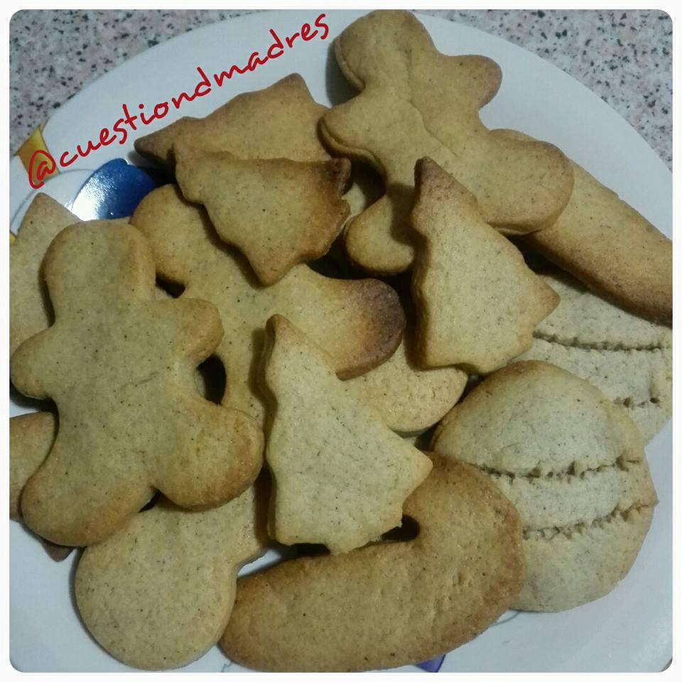 Ideas de regalos DIY de Navidad para el profesorado. Las galletas caseras nunca fallan