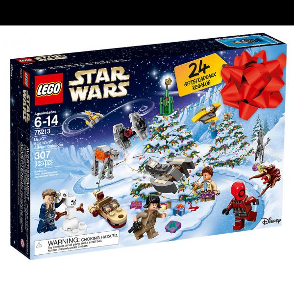 Calendario de Adviento de Lego versión Star Wars de la tienda Playmyplanet