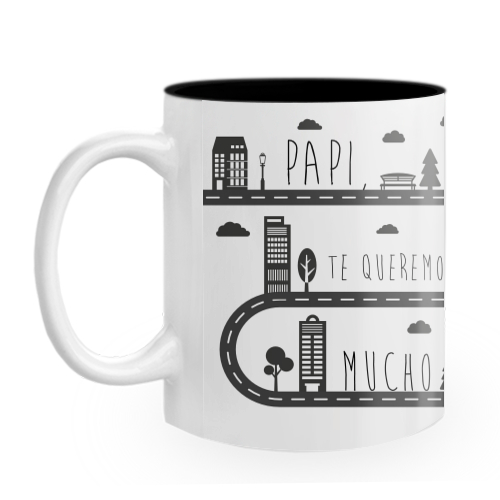 Se puede regalar una taza tan original y con mucho mensaje como la de la foto que es de la web Regalos Personales