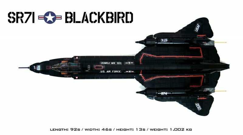Black Bird LEGO