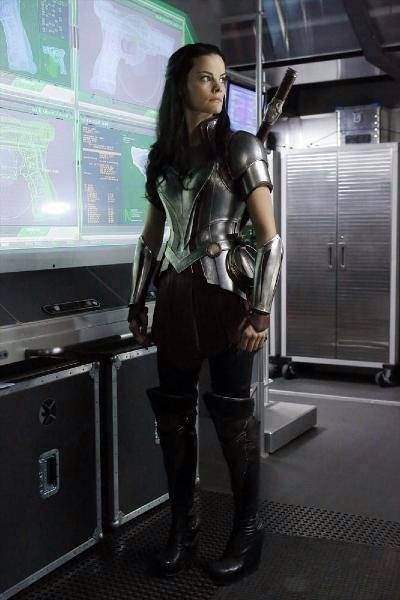 Jaimie Alexander in SHIELD 3