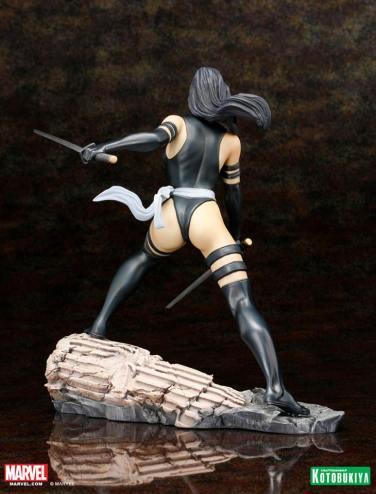 Psylocke Kotobukiya 3