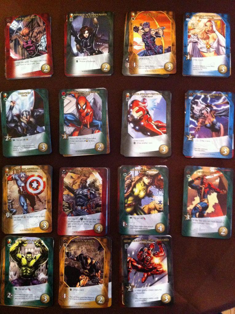 Los 15 héroes incluidos