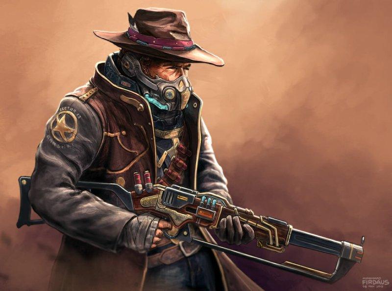 Return of the Space Cowboy por Freakyfir