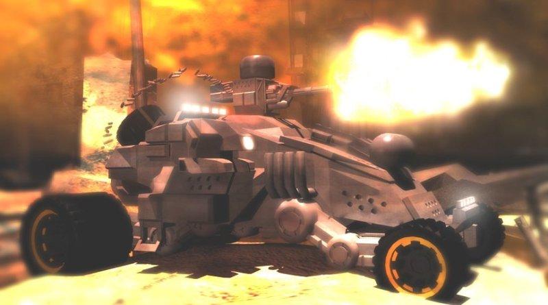 Wolverine Fast Attack por ShamanX