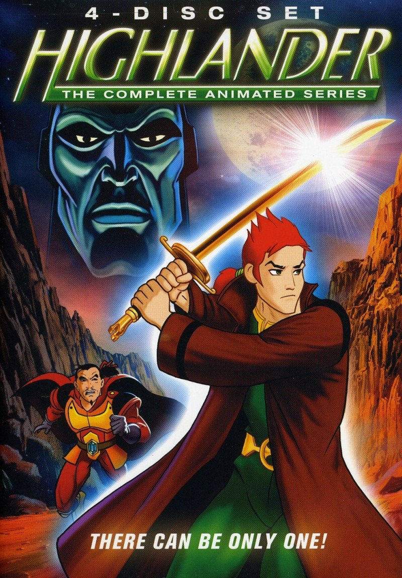 Highlander Animated Series