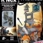 K'Nex Titanfall MCOR Pilot Attack
