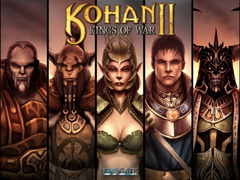Kohan II Cover