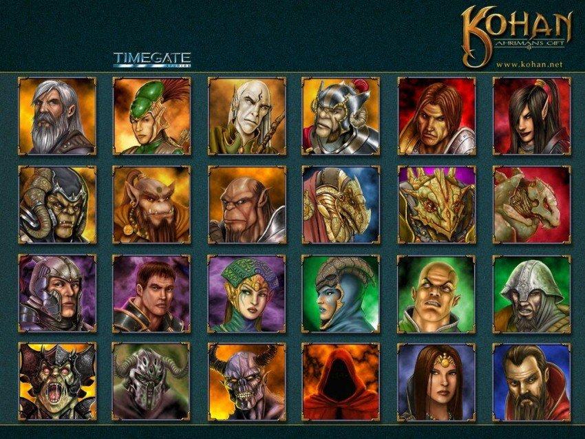 Kohan Portraits