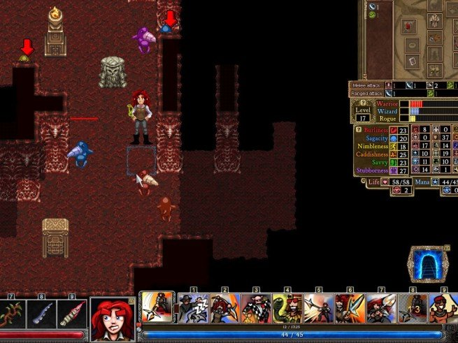 Dungeons of Dredmor Conquest of the Wizardlands Diggle Hell