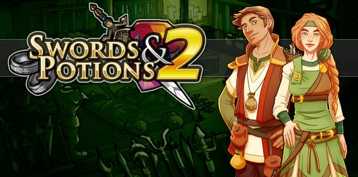 Swords and Potions 2