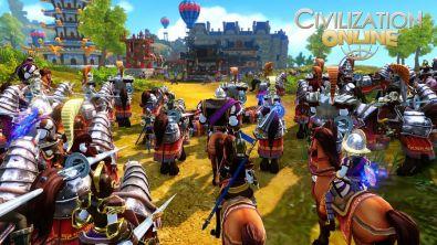 Civilization Online 8