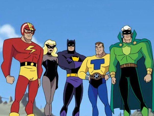 Justice League Legends