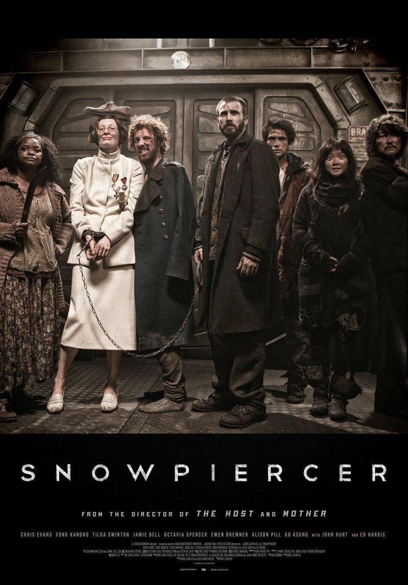 Snowpiercer Cast