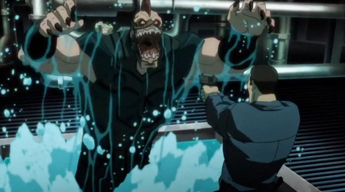 Batman Assault on Arkham King Shark